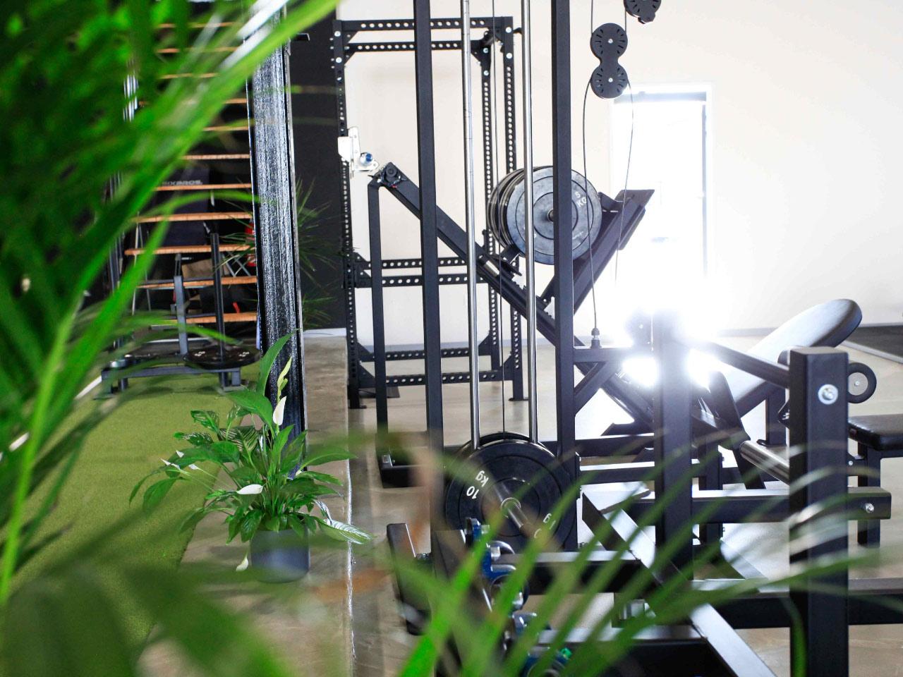 La salle de sport de ProForm Concept à Bordères-sur-l'Échez.